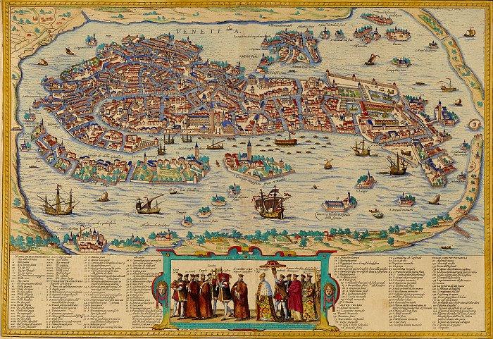Geschichte Venedigs